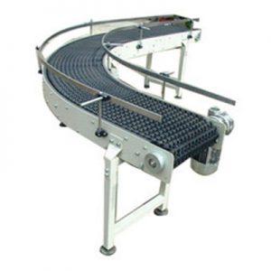 Bend Modular Belt Conveyor supplier