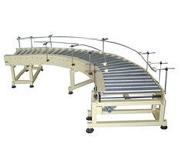 Bend-Roller-Conveyor