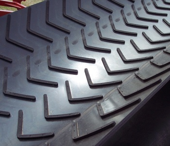 Chevron conveyor belts supplier