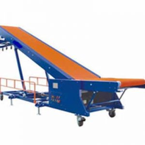 Dockless Truck Loading Conveyor supplier