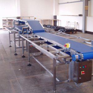 FLAT BELT CONVEYOR supplier