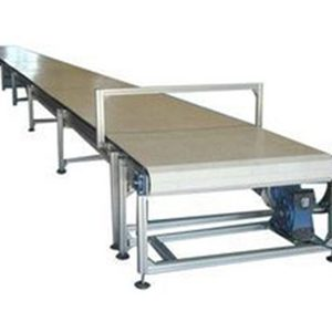 Flat Top Modular Belt Conveyor, India