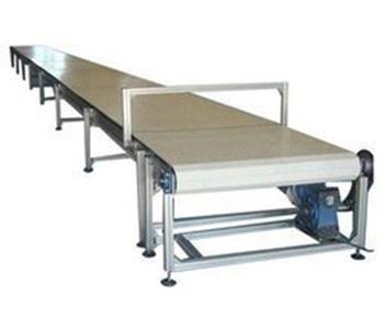Flat Top Modular Belt Conveyor, India
