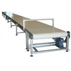 Flat Top Modular Belt Conveyor supplier