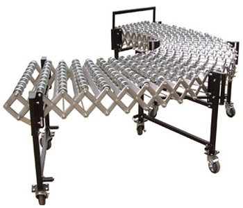 Flexible Roller Conveyors Manufacturer, Exporter