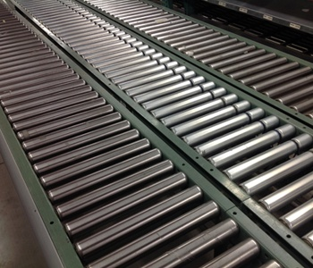 Gravity Roller Conveyor exporter