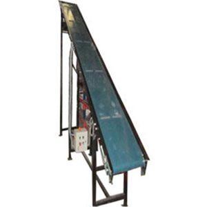 `Inclined Belt Conveyor manufactured