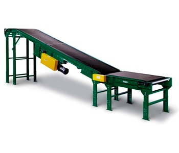 Inclined Belt Conveyor exporter