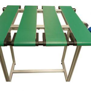 Plastic belt conveyor supplier