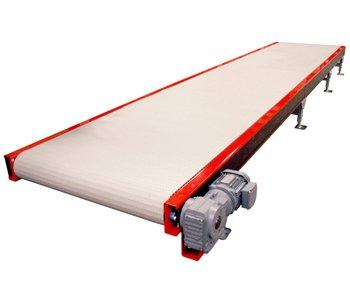 Plastic-belt-conveyors