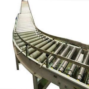 Powered-Roller-Conveyor
