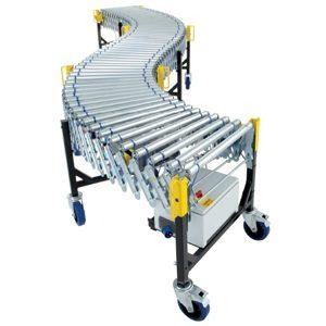 Powered-Roller-Conveyors