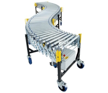 Powered Roller Conveyor Manufacturer, Exporter