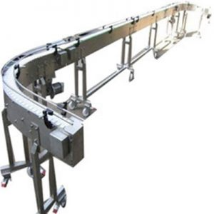 SS Slat Chain Conveyor supplier