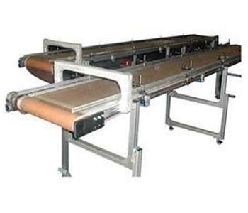 Teflon Belt Conveyor Exported