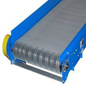 Wire Mes Chain Conveyor Manufactured