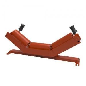 Conveyor head pulley