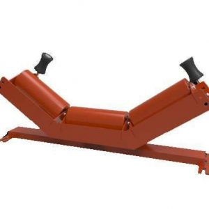 Trouhing idler roller manufactured and exporter