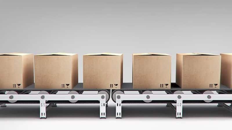 Conveyor Belt For corrugated packaging industries