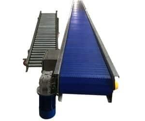 Conveyor Belt For Ice Cream Plant