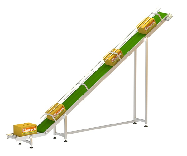 Carton Incline Conveyor System exporter in United States, Brazil,Mexico,Turkey,Myanmar,Hong Kong,UAE,Kenya,Taiwan, Bhutan ,Sri Lanka,Thailand,Singapore,Malaysia,Indonesia,Maldives, Philippines