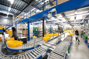 Conveyor Belts For Pharmaceuticals Industry